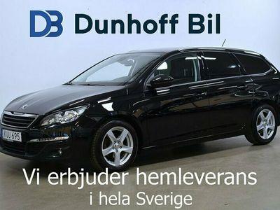 begagnad Peugeot 308 SW 1.6 BlueHDI FAP Active Euro 6 120hk
