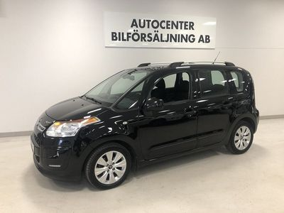brugt Citroën C3 Picasso 1.6 HDi Nordic edition