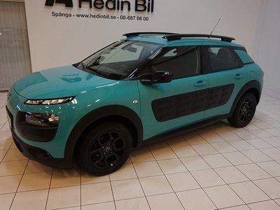 begagnad Citroën C4 Cactus BlueHdi 100HK