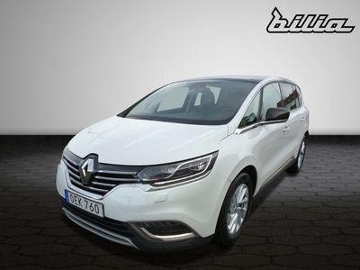 begagnad Renault Espace 1,6 Energy dCi 160 Zen II EDC,