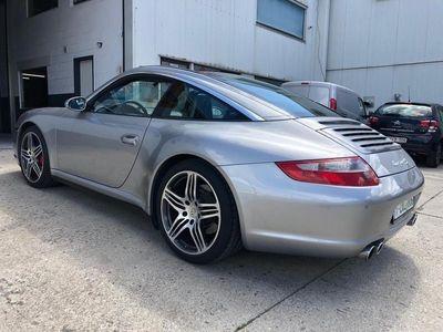 begagnad Porsche 997 4S Targa