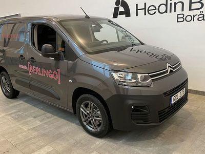 begagnad Citroën Berlingo L1 BD100 BUSINESS PREMIUIM * DEMO