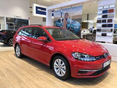 begagnad VW Golf Sportscombi Masters