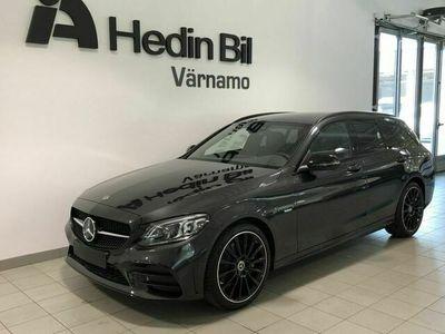 begagnad Mercedes C220 CAMG Night Edition Värmare Premium