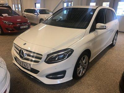 begagnad Mercedes 200 B-Klass4MATIC 7G-DCT Euro 6 136hk