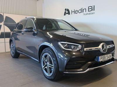 begagnad Mercedes 200 GLCd 4MATIC SUV Facelift DEMO