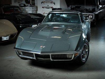 gebraucht Chevrolet Corvette 454ci. match #, Surviver,