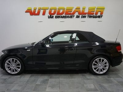 begagnad BMW 120 Cabriolet d Convertible Advantage, Comfort 177hk