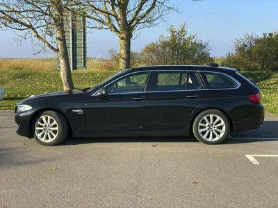 begagnad BMW 525 d xDrive Touring Steptronic Comfort access