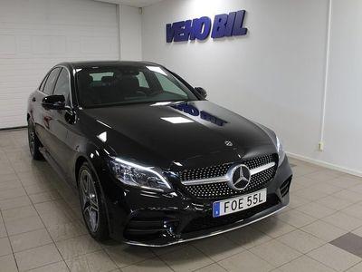 gebraucht Mercedes C220 d Sedan AMG Panorama Drag