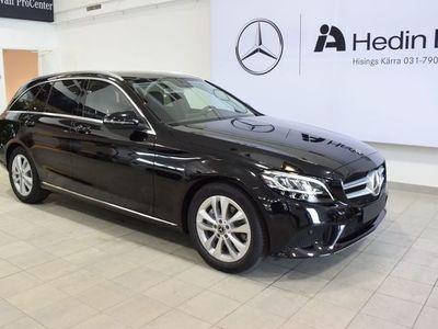 begagnad Mercedes 200 C-KlassAvantgarde DEMO, Drag, Navi