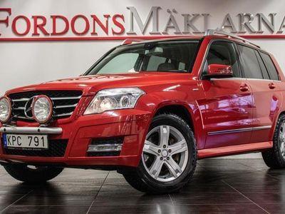 begagnad Mercedes GLK220 CDI 4-MATIC AUT DRAG 170HK