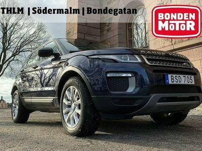 begagnad Land Rover Range Rover evoque 5-dörrar 2.0 TD4 4WD Aut SE