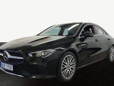 begagnad Mercedes CLA200 Coupe Aut Advantagepak