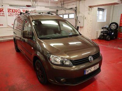 begagnad VW Caddy Maxi 1.6TDI NY KAMREM Auto 1ägare