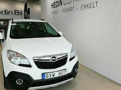 begagnad Opel Mokka 1.7 CDTI Manuell 2013