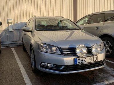 begagnad VW Passat 2.0 TDI 4M Premium Värmare