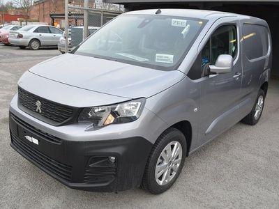 begagnad Peugeot Partner PRO+ L1 100 Launch Edition