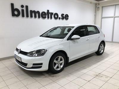 begagnad VW Golf 1,2 TSI 110 Manuell