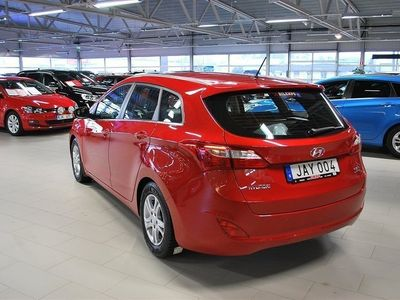 begagnad Hyundai i30 Kombi 1.6 CRDi/110 AUT-D7 Comfort