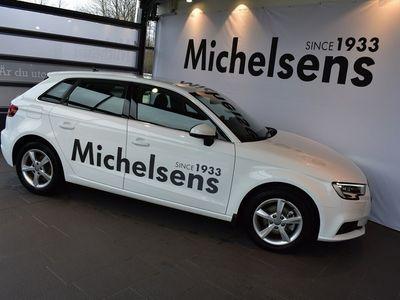 begagnad Audi A3 Sportback 30 TFSI 116hk Kampanj!