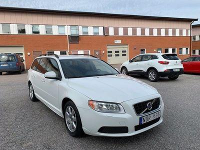 begagnad Volvo V70 D2 115hk 10000 mil Toppskick
