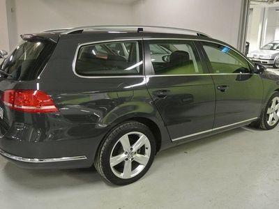 begagnad VW Passat 2.0 TDI 4-Motion Ny kamrem 2012, Kombi 94 900 kr