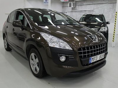 gebraucht Peugeot 3008 1.6 e-HDi AUTOMAT / MOTORVÄRMARE