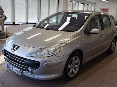 begagnad Peugeot 307 CC 5-dörrar 2.0 HDi 136hk A Sv-Såld