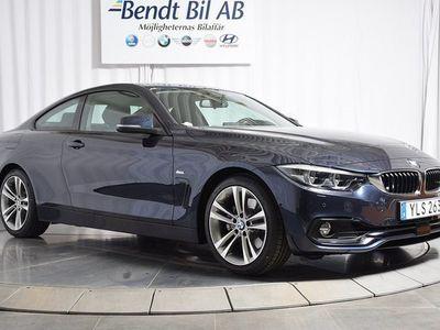 begagnad BMW 430 i Coupe Innovation Ny 2018, Sportkupé 429 000 kr