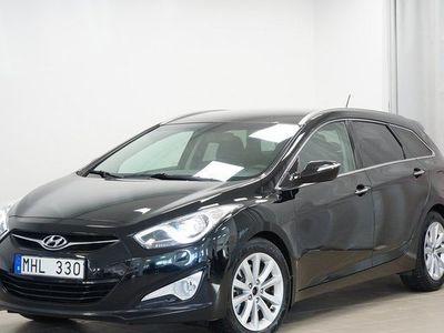 brugt Hyundai i40 1,7 CRDi CW / SVENSKSÅLD