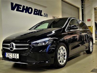 begagnad Mercedes B200 d/Automat DSG/Avantagepak