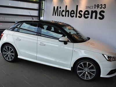 begagnad Audi A1 Sportback 1.4 TDI 2017, Halvkombi 179 000 kr