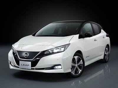 begagnad Nissan Leaf N-Connecta 40 kWh Omgående LEV