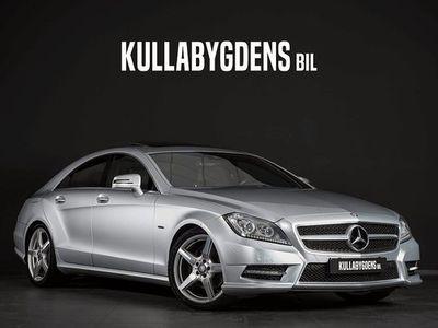 begagnad Mercedes 350 CLS BenzCDI AMG   Taklucka 2012, Sportkupé 239 000 kr