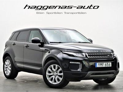 begagnad Land Rover Range Rover evoque / TD4 / 4WD / 180hk / SE