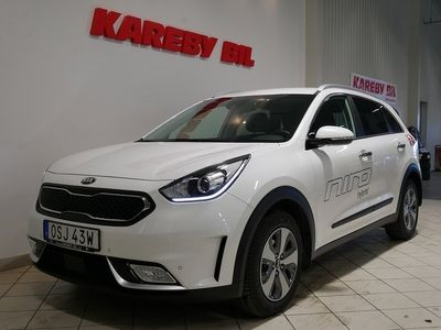 gebraucht Kia Niro Hybrid 1.6 GDi DCT Advance plus 2 DEMO
