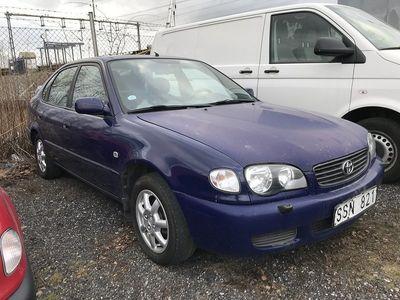 brugt Toyota Corolla 1.6 VVT-i 110hk Ac -02