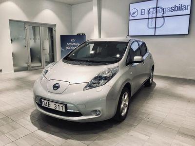 used Nissan Leaf 24 kWh Elbil -13