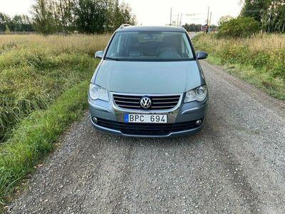 begagnad VW Touran TDI 170