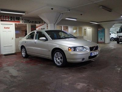 begagnad Volvo S60 NY BESKITAD 10700 MIL