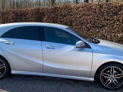 begagnad Mercedes 180 A-klassamg
