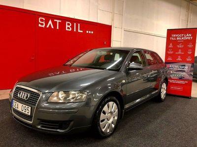 begagnad Audi A3 Sportback Låg mil, 1.6, Comfort, 0% ränta