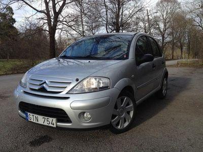 gebraucht Citroën C3 1,6 110HDi Comfort, Diesel -08