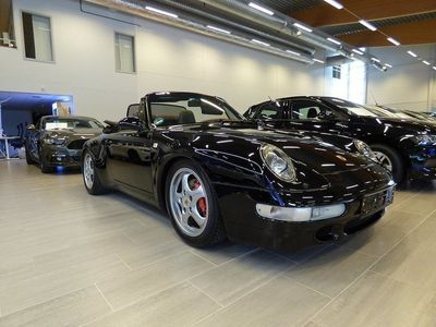 begagnad Porsche 911 Carrera Cabriolet 911 993 2 Tiptronic