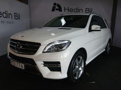 gebraucht Mercedes 350 M-KLASSBlueTEC 4MATIC 7G-Tronic Plus AMG Sport Euro 6 258hk