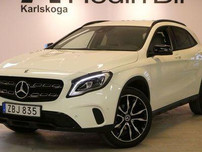 begagnad Mercedes GLA200 GLA 200d 7G-Aut Night P Drag
