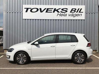 begagnad VW Golf E-Golf Navi/Pluspaket 2100mil