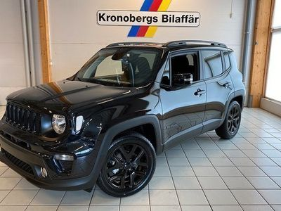 begagnad Jeep Renegade Night Eagle 1.0 T3 Euro 6 2020, SUV 256 400 kr