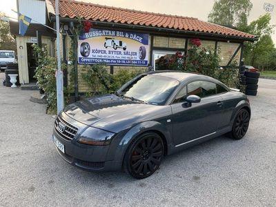 begagnad Audi TT Coupé 1.8 T 180hk NY Besiktad,0%Ränta